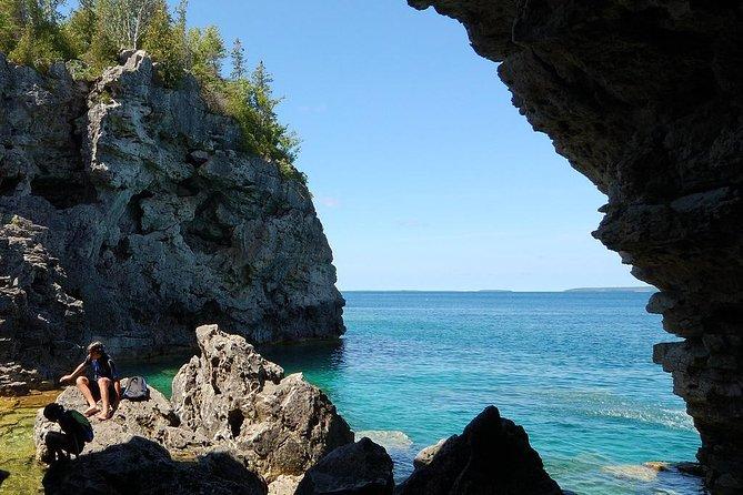 Private Guided Bruce Peninsula Day Trip