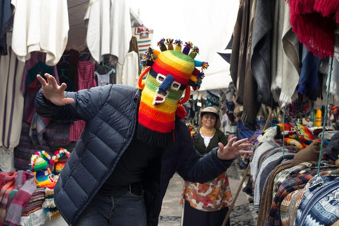 Otavalo Half Day Tour With Optional Hotel Pick-Up & Drop-Off photo 1