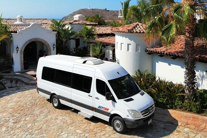 Transfer from Airport to San José del Cabo