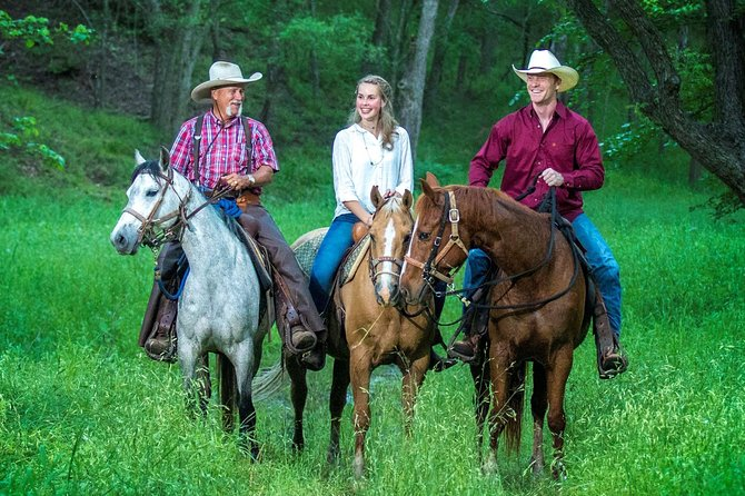 Horseback Riding on Scenic Texas Ranch near Waco