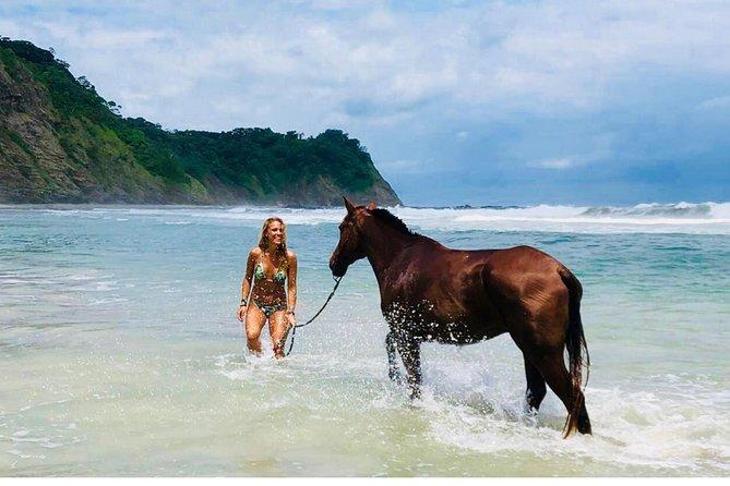 Safari & Barigona Beach on horseback