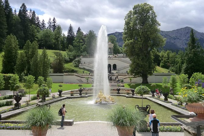 Neuschwanstein and Linderhof Castle Day Trip from Munich
