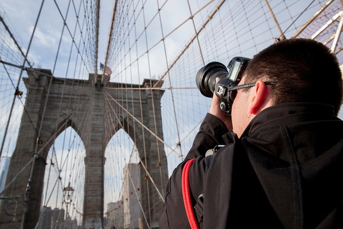 Brooklyn Bridge Photography Tour with NYC Skyline Views