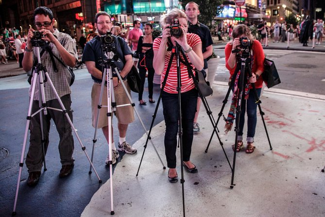 NYC After-Dark Photography Tour