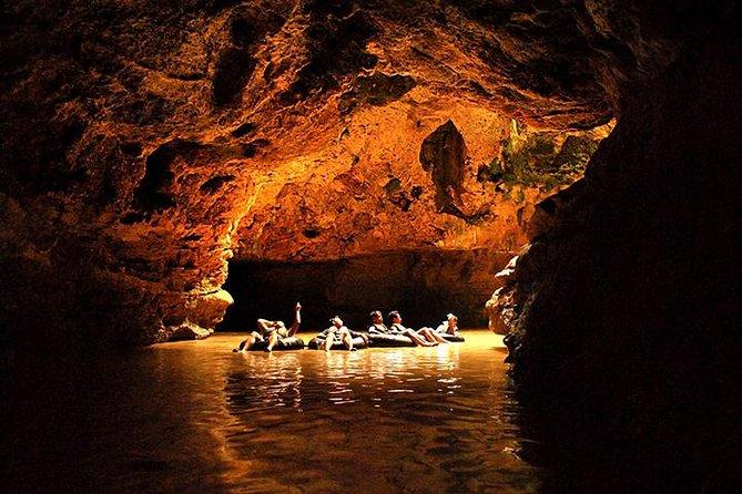 Yogyakarta River Cave Tubing Adventure at Pindul Cave Join Tour