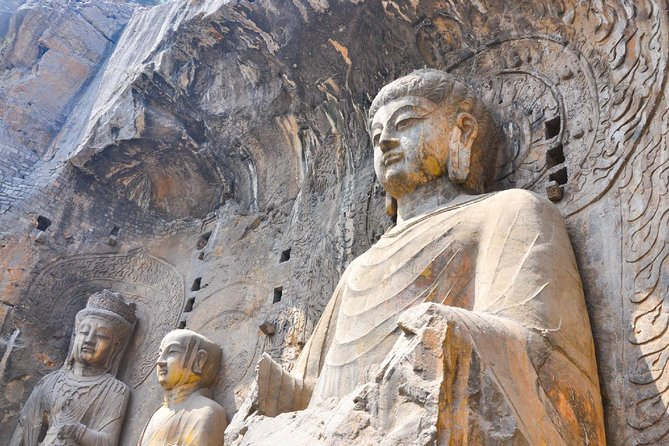 Beijing Luoyang Xian Day Tour for Longmen Grottoes by High Speed Trains