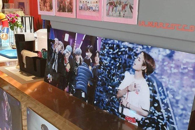 Seoul KPOP highlight walking tour