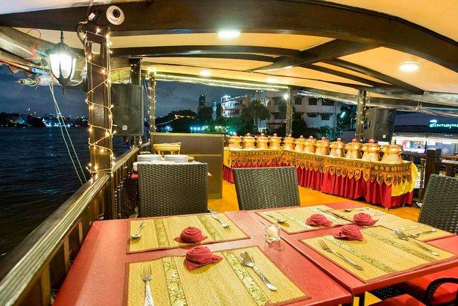 Arena River Dinner Cruise at Bangkok with Transfer