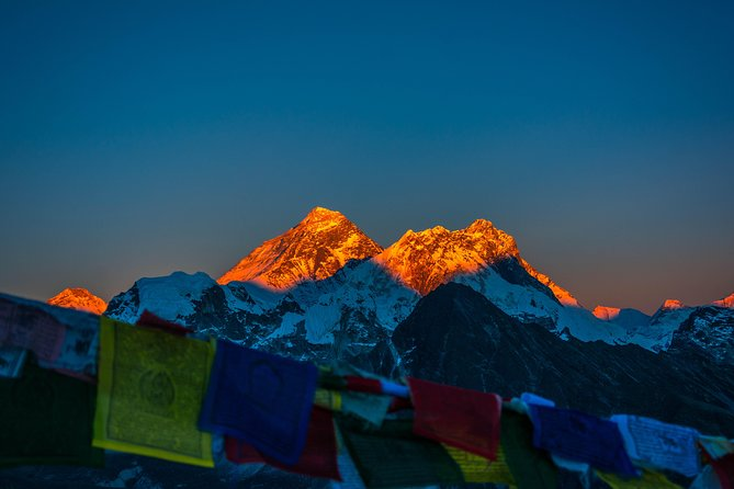 Everest Base Camp: Wanderung