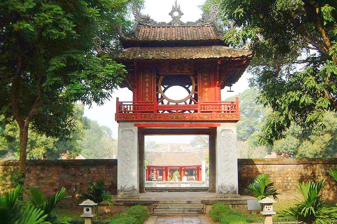 Private half day Hanoi city tour join afternoon