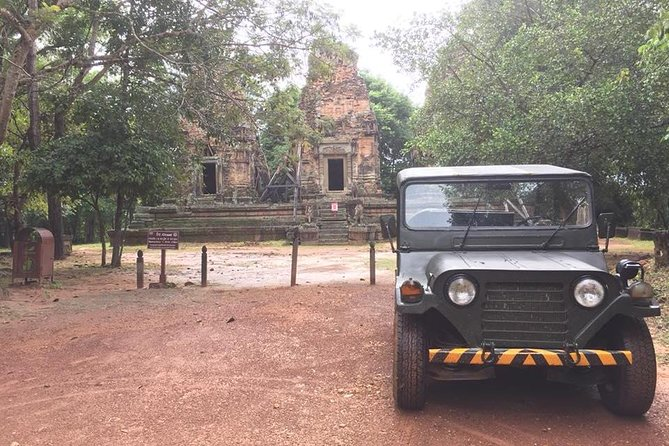 Explore Angkor Temples by Jeep photo 3