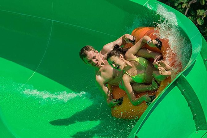 Bali Waterbom Park with Private Transportation