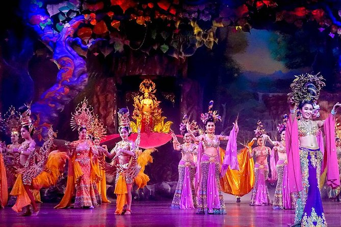 Skip the Line: Alcazar Cabaret Show Pattaya Ticket (VIP/Normal Seat)