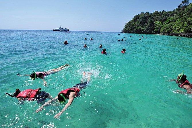 Snorkeling Adventure at Pulau Payar Langkawi