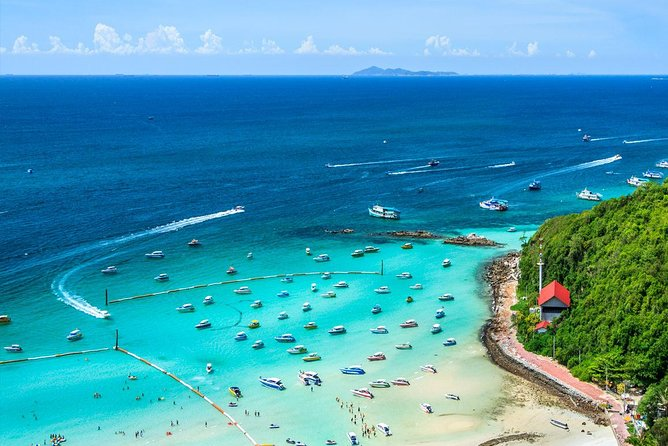 Join Full Day Coral Island with Lunch in Pattaya from Bangkok