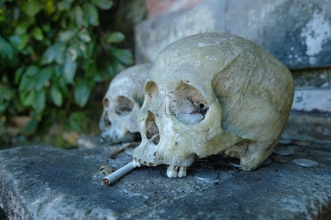 Trunyan, The Village of Skull & Mount Batur Black Lava Day Tour
