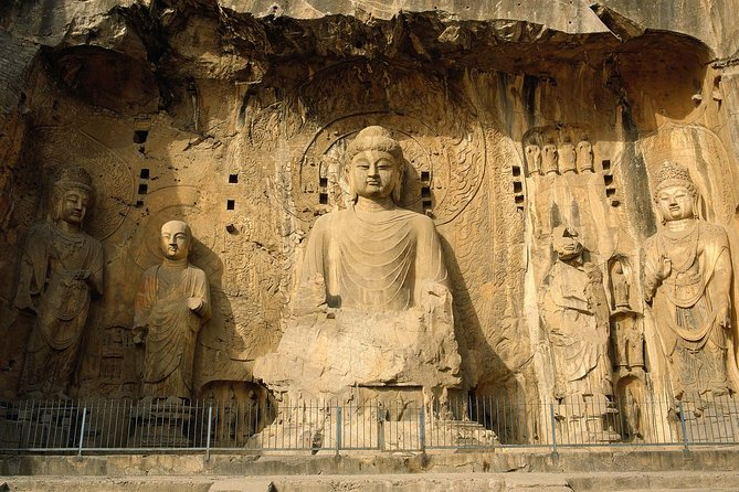 Xian Luoyang Beijing Day Tour for Longmen Grottoes by High Speed Trains