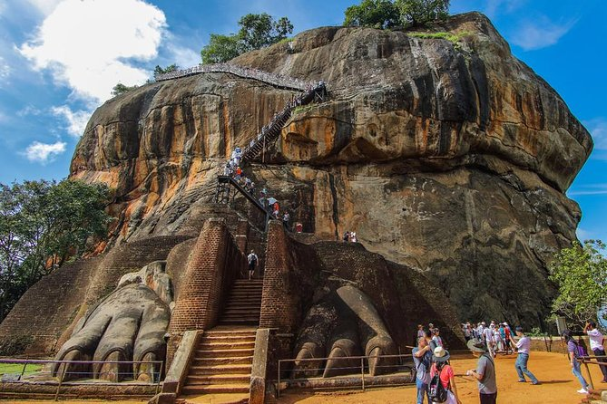 Day Tour to Sigiriya