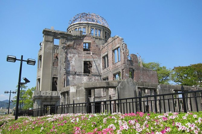 Hiroshima & Miyajima 1-day tour (Limited tour for who own the JR pass only )