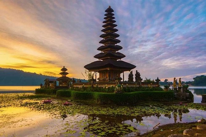 Bedugul Tour with Hotel Transfer & Entrance Ticket