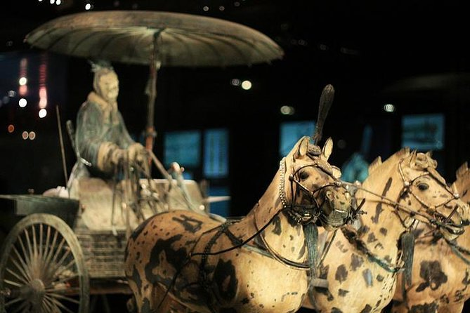Half Day Terracotta Warriors Group Tour