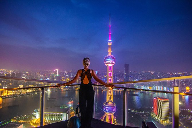 Private Luxury Experience Tour in Shanghai