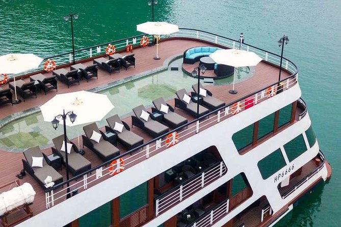 LeTheatre Cruise Exploring LanHa-HaLong Bay 2 Nights in Junior Suite Room photo 6