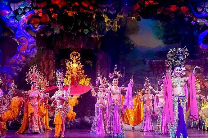 Skip the Line: Tiffany Show Pattaya (Ticket only)