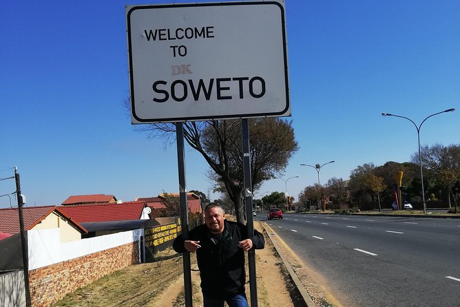 Welcome Soweto with Cradle Human Kind '' caves''