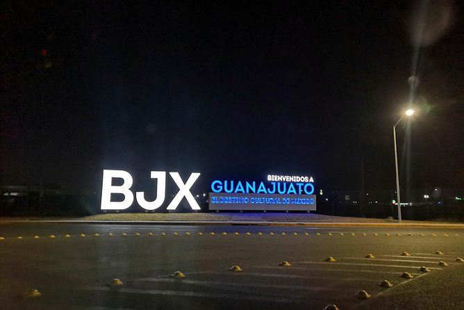 Transfer BJX Airport to San Miguel