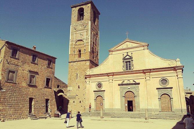 Civita di Bagnoregio & Orvieto with Private Driver Day Trip from Rome