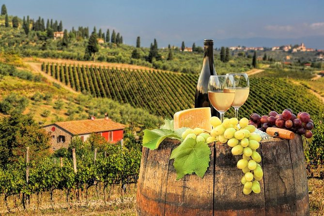 Chianti Half day Wine tour from Florence