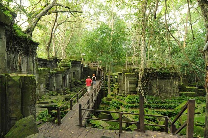 Beng Mealea Temple by Jeep