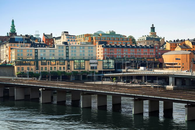 Stockholm Full Day Private Walking Tour
