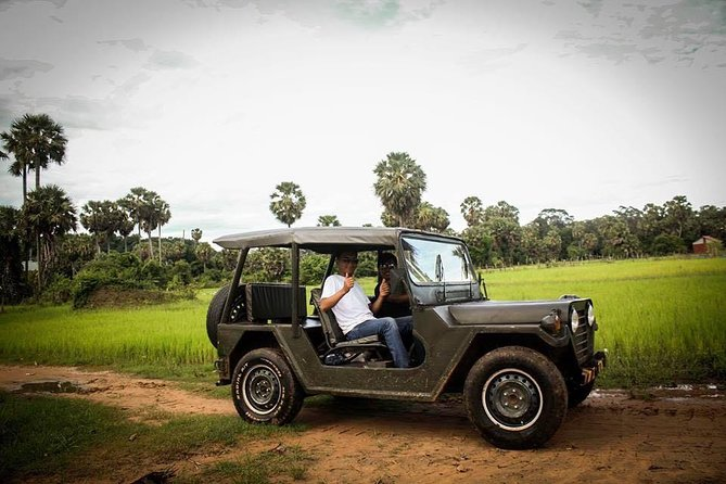 Authentic Countryside and Lifestyle by Military Jeep