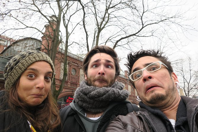 Rude Bastards tour of Berlin