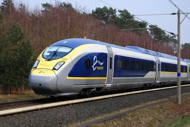 Executive Transfer from Central London to Eurostar St Pancras for 1-2 person photo 1