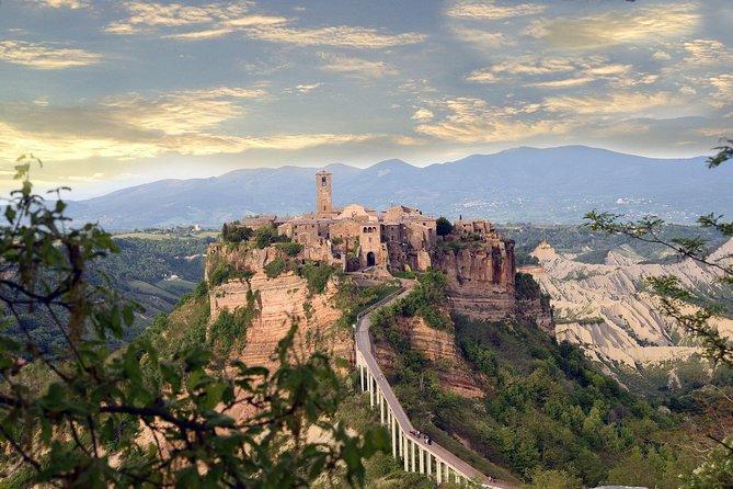 Guided visit to Civita di Bagnoregio