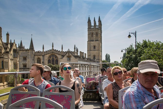 City Sightseeing Oxford Hop-On Hop-Off Bus Tour photo 2