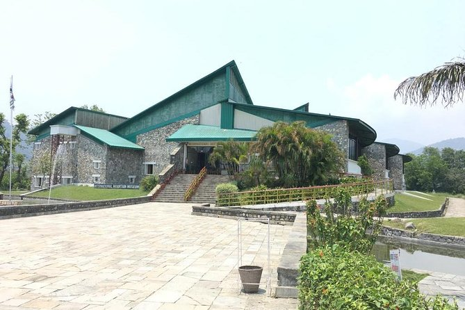 International Mountain Museum Tour with Guide