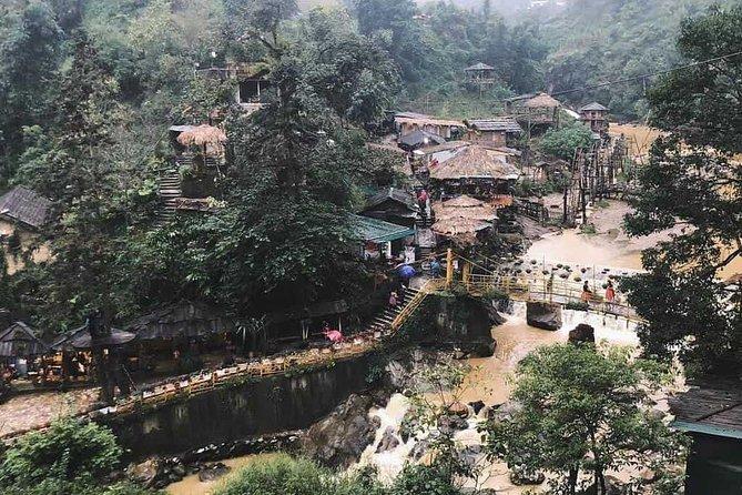 04d 03n Hanoi Sapa Valley Tour Cat Cat Village & Ham Rong Mountain