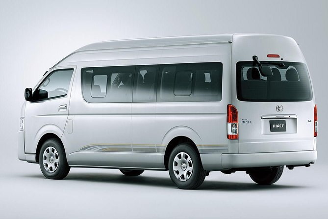 One way transfer from Aswan Airport to Aswan Hotels – 15 Seater