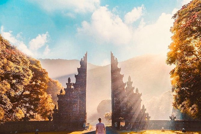 Bali Instagram Tour with English Speaking Driver Guide