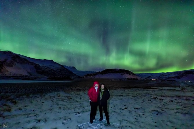 PRIVATE Northern light photo infused tour photo 2
