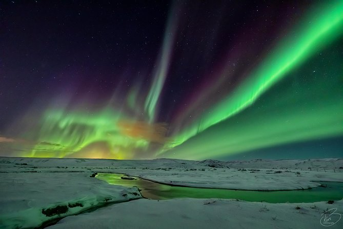 PRIVATE Northern light photo infused tour photo 7
