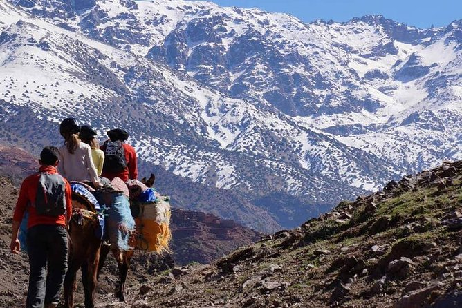 Luxury 2 Days Trek To Toubkal summit