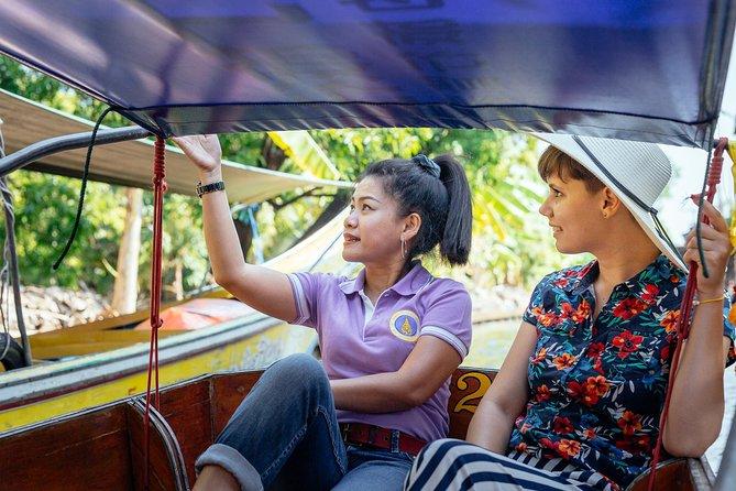 Bangkok's Daemon Saduak & Maeklong Markets Private Day Trip
