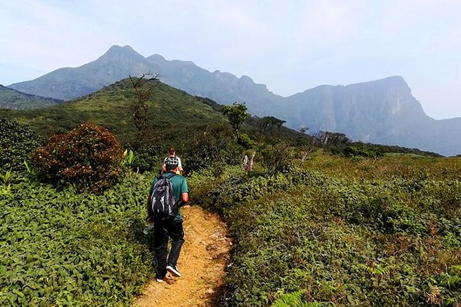One nights and two days trek in Knuckles Mountain