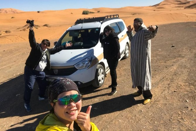 4 Days trip from FEZ to MARRAKECH and spending 2 Nights in MERZOUGA photo 10