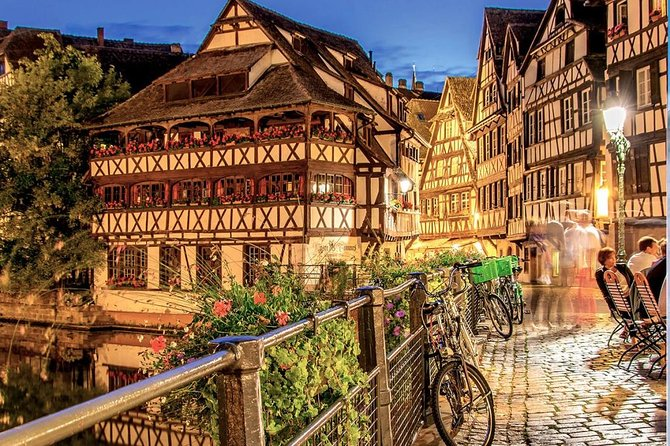 Strasbourg Old District Private Walking Guided Tour
